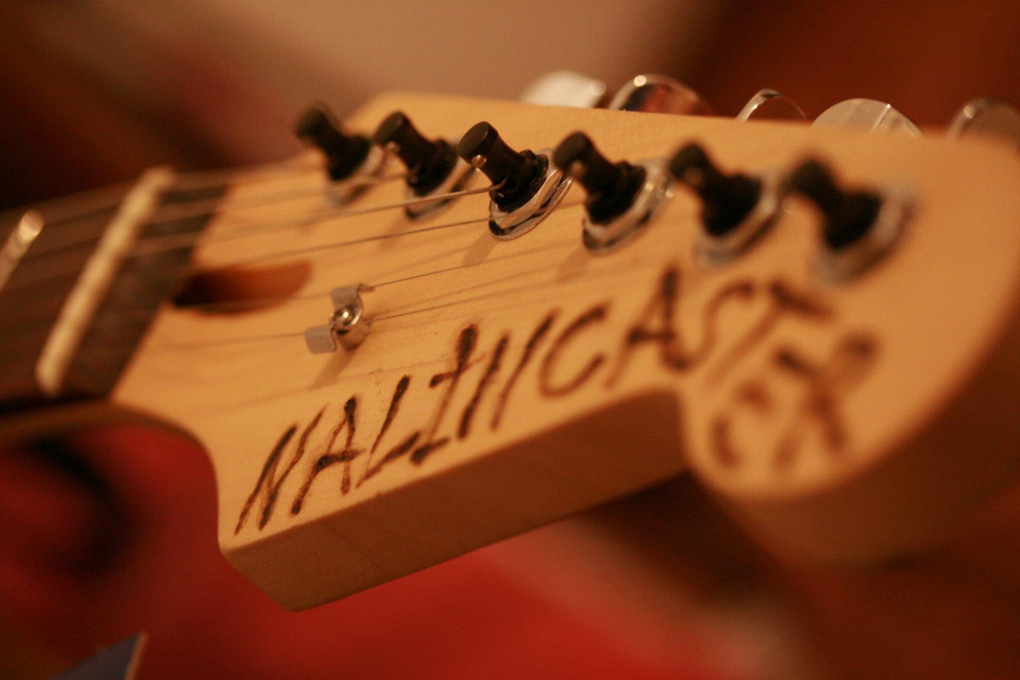 La mia chitarra unica al mondo